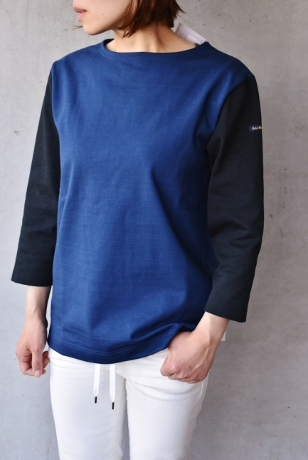 Le minor 当店別注  BASQUE Shirts_d0152280_06044830.jpg