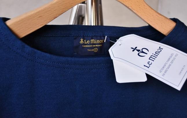Le minor 当店別注  BASQUE Shirts_d0152280_06055938.jpg