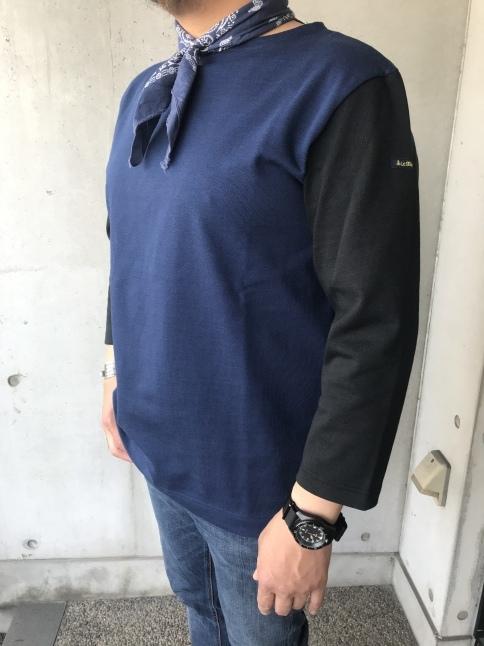 Le minor 当店別注  BASQUE Shirts_d0152280_06132492.jpeg
