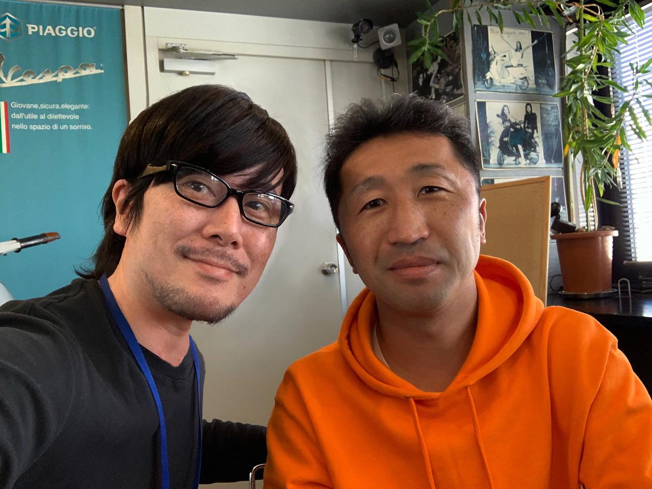 YouTube『内藤大助ちゃんネル』撮影協力!_d0099181_20411631.jpg