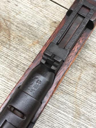 井澤式教練銃・旧加工の無可動実銃。_a0154482_01021312.jpg