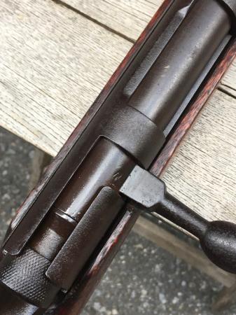 井澤式教練銃・旧加工の無可動実銃。_a0154482_01021446.jpg