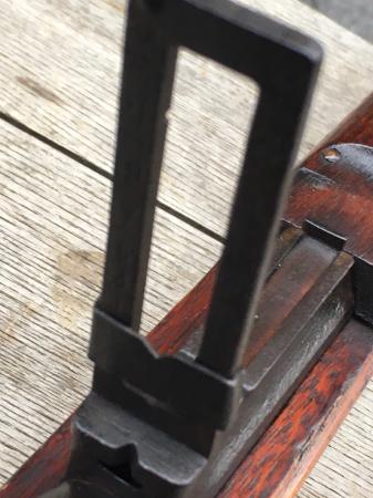 井澤式教練銃・旧加工の無可動実銃。_a0154482_01032989.jpg