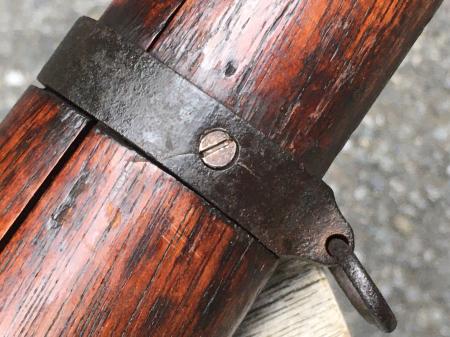井澤式教練銃・旧加工の無可動実銃。_a0154482_01044437.jpg