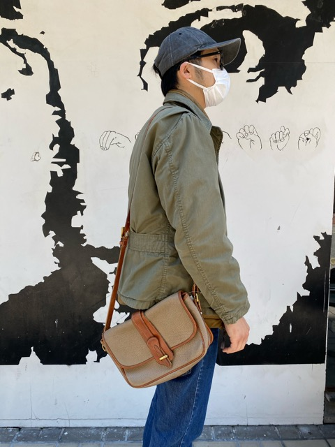 Leather Bag!!(マグネッツ大阪アメ村店)_c0078587_1933982.jpg