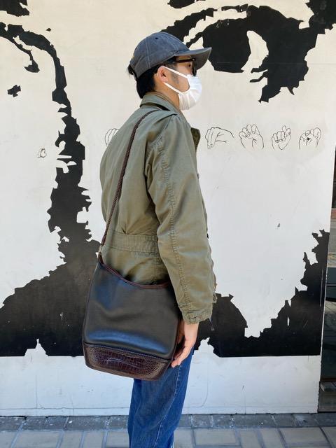 Leather Bag!!(マグネッツ大阪アメ村店)_c0078587_197333.jpg