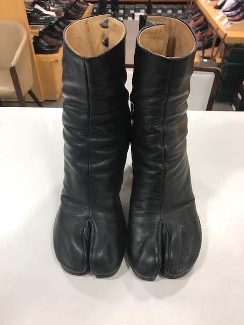足袋ブーツを長く履きたいじゃない~Maison Margiela~_d0166598_09381081.jpg