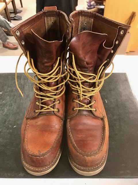 RED WING 877を見てる_d0166598_10095330.jpg