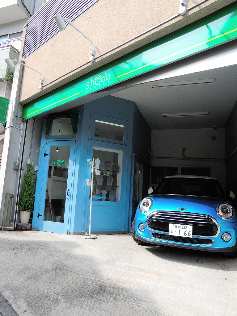 ある風景:Oguchi ▶ Myorenji@Yokohama #1_c0395834_23275874.jpg