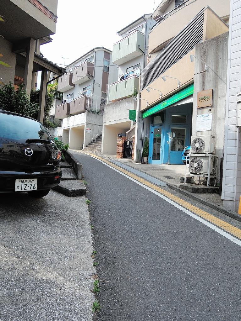 ある風景:Oguchi ▶ Myorenji@Yokohama #1_c0395834_23275887.jpg