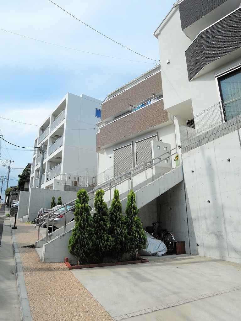 ある風景:Oguchi ▶ Myorenji@Yokohama #1_c0395834_23281382.jpg