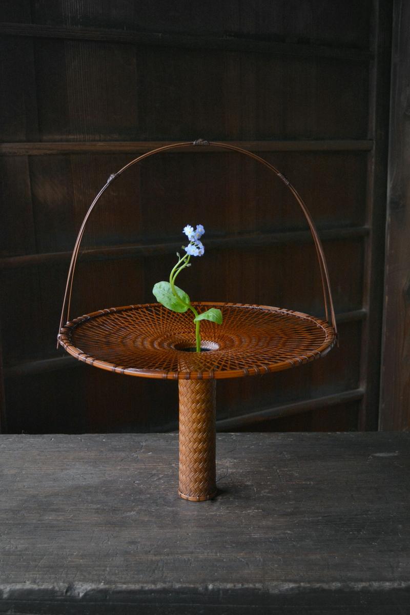 「吉田佳道 竹の花籠展」ありがとうございました_d0087761_072137.jpg