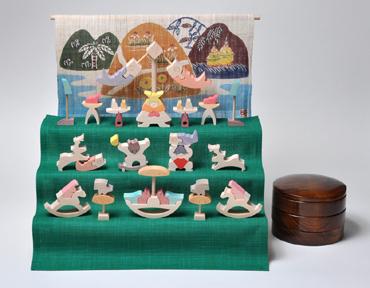 小黒三郎さんの組み木の五月人形について (2020年〜2021年)_a0121669_23501896.jpg