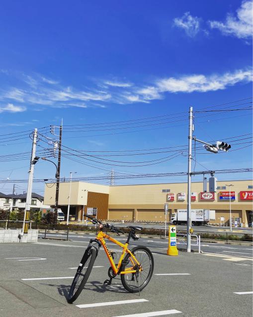 自転車と楽器とYouTube_c0023278_18565276.jpg