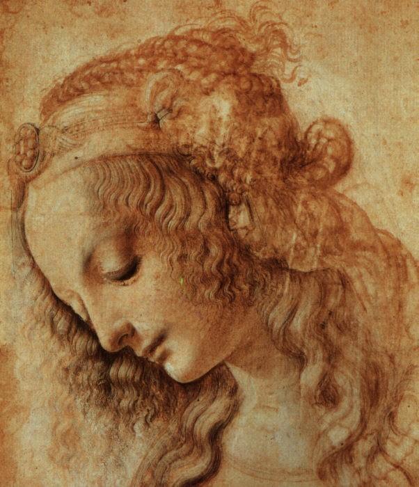 《女性の頭部》_b0206085_01232749.jpg