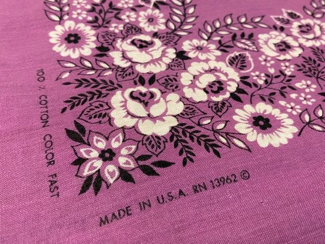豊富です!!Made In USAバンダナ!!(マグネッツ大阪アメ村店)_c0078587_19300148.jpg