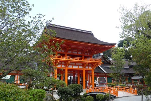 緑がいっぱい 上賀茂神社_e0048413_22092755.jpg