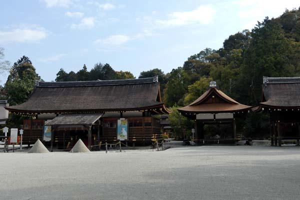 緑がいっぱい 上賀茂神社_e0048413_22093716.jpg
