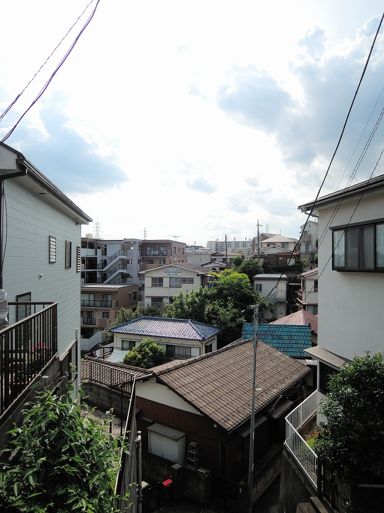 ある風景:Oguchi ▶ Myorenji@Yokohama #2_c0395834_19244611.jpg