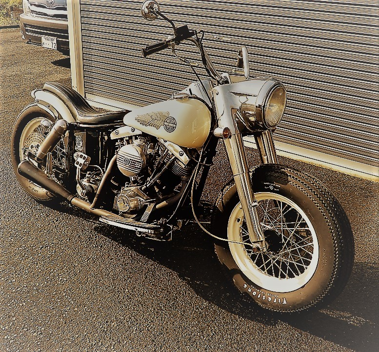 1978Y SHOVEL FLH _d0180250_08431989.jpg