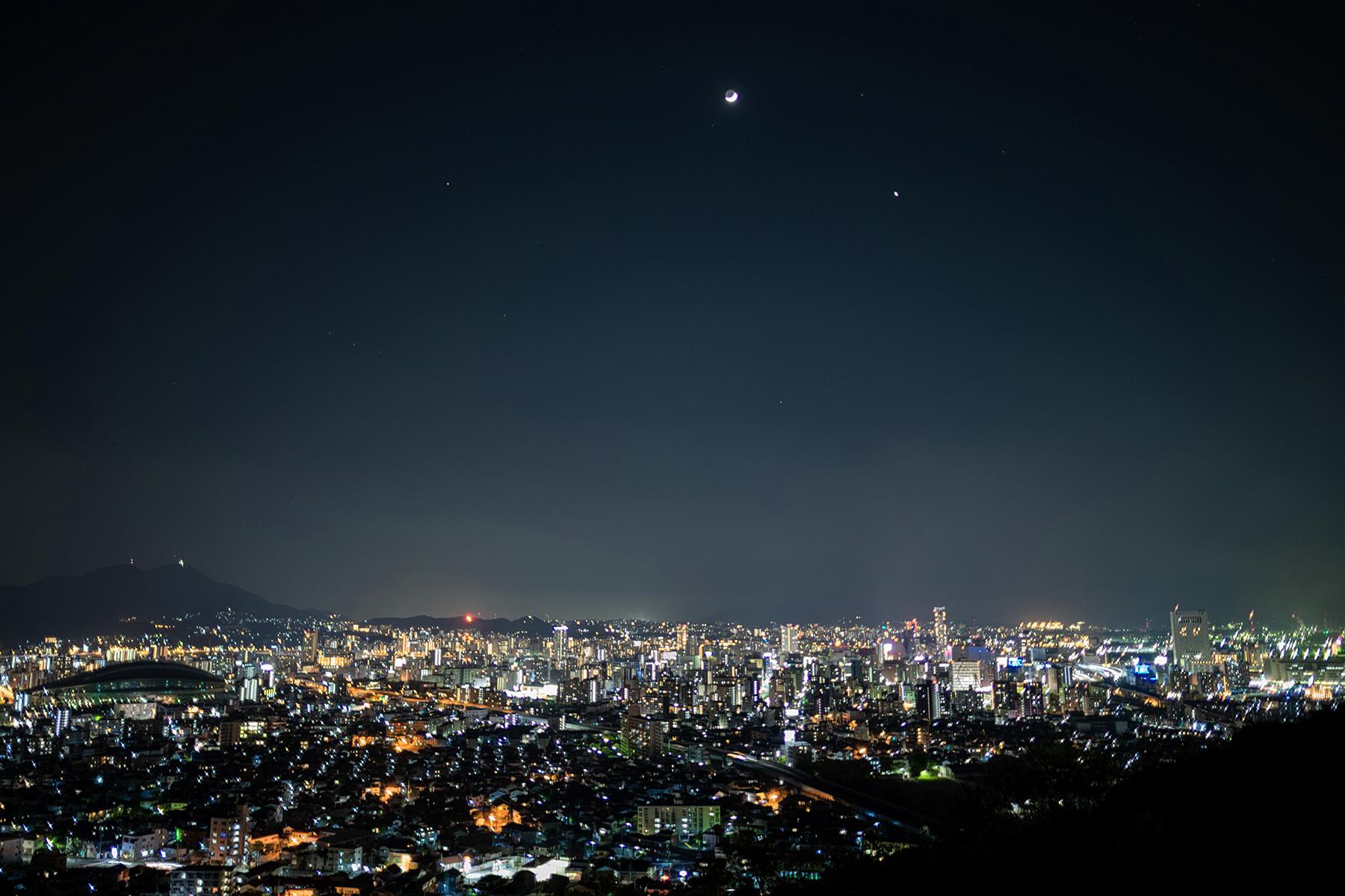 金星の輝き_c0028861_22285297.jpg