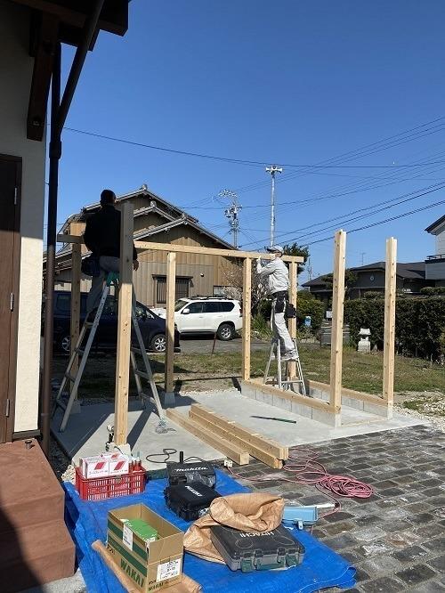ガーデン完成!_b0239082_10533046.jpg