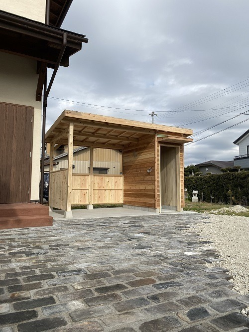 ガーデン完成!_b0239082_11313572.jpg