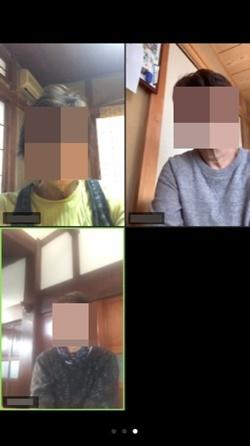 初体験~ZOOMに挑戦~♬_d0046702_17262554.jpg
