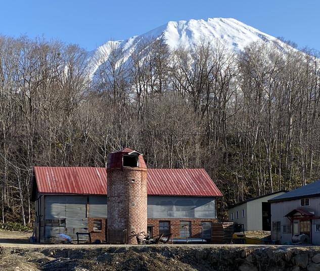 "2020年4月『春の羊蹄山、四景』 April 2020 \""Mt Yotei, Four Sceneris\""_c0219616_21452237.jpg"