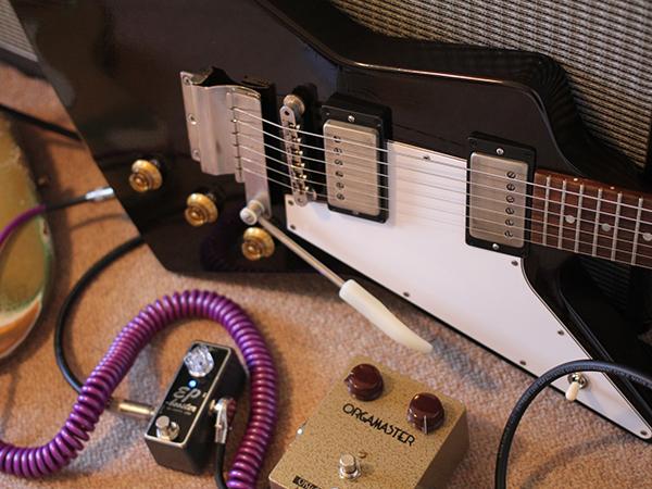 Gibson Explorer & Marshall Artist 4203_b0277021_11475335.jpg
