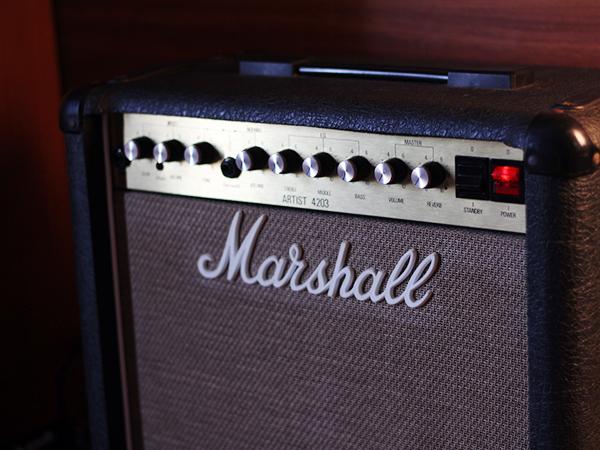 Gibson Explorer & Marshall Artist 4203_b0277021_11481218.jpg