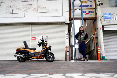 行武 靖崇 & HONDA PS250(2019.12.15/SHIMIZU)_f0203027_13343406.jpg