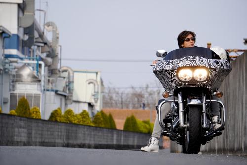 大谷 奈津江 & Harley-Davidson FLTR(2019.12.11/KUMAGAYA)_f0203027_14481001.jpg