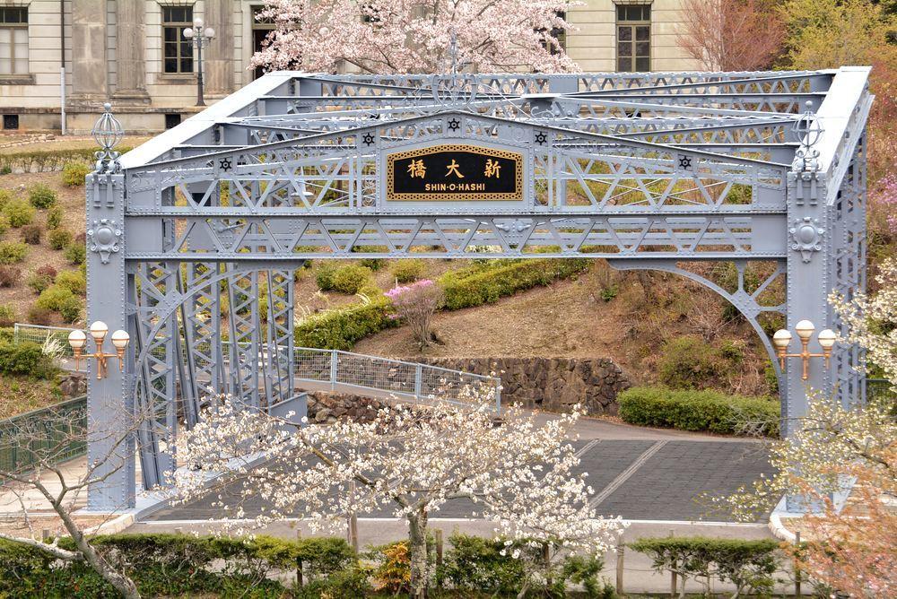 墨田川新大橋と桜_e0373930_22523862.jpg
