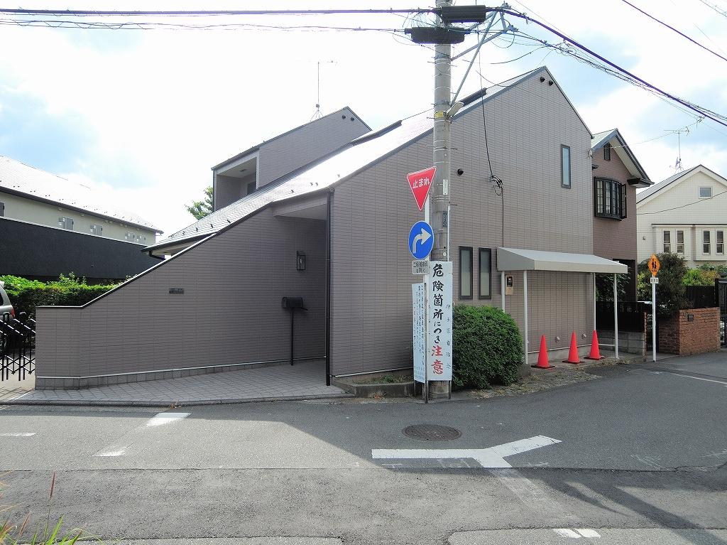 ある風景:Oguchi ▶ Myorenji@Yokohama #3_c0395834_16274588.jpg