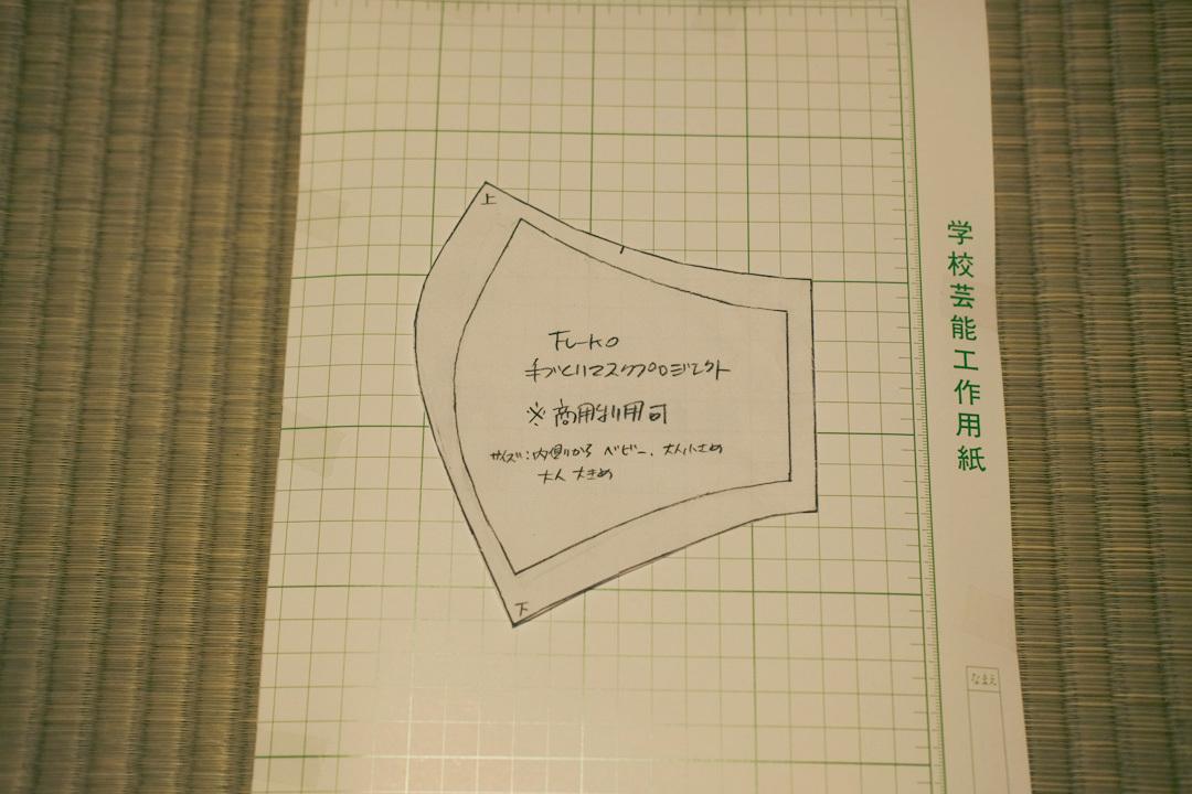 サイズ選びの参考に。FU-KOの立体マスク着用画像です。_d0227246_19510894.jpg