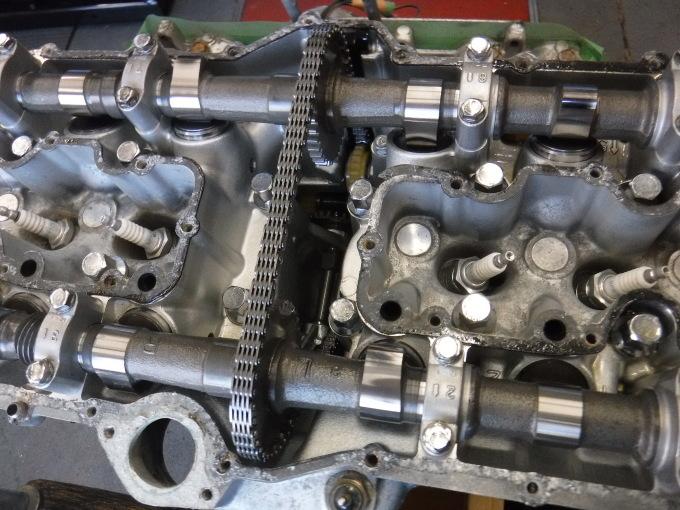 KAWASAKI KZ1300・・・エンジンでござります♪その10_a0163159_02253779.jpg