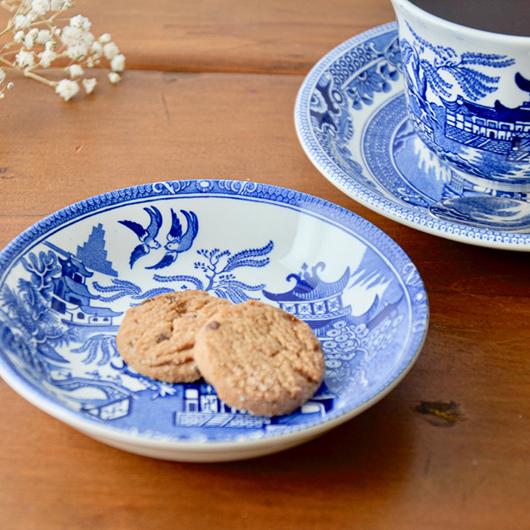 英国食器バーレイ社ブルーウィロー残りわずかです~❤_f0029571_22364664.jpg
