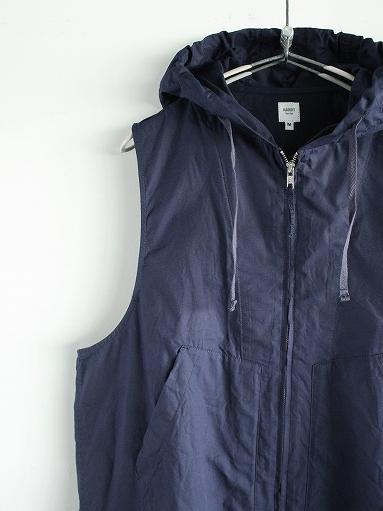 RANDT Studio Vest - Pima Cotton Poplin_b0139281_13294975.jpg