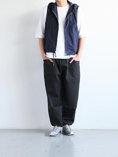 RANDT Studio Vest - Pima Cotton Poplin_b0139281_13313116.jpg