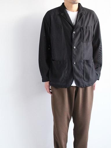 RANDT Studio Jacket - Koolknit Mesh_b0139281_180083.jpg