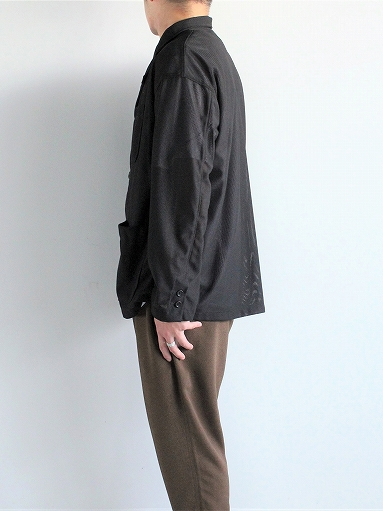 RANDT Studio Jacket - Koolknit Mesh_b0139281_180101.jpg