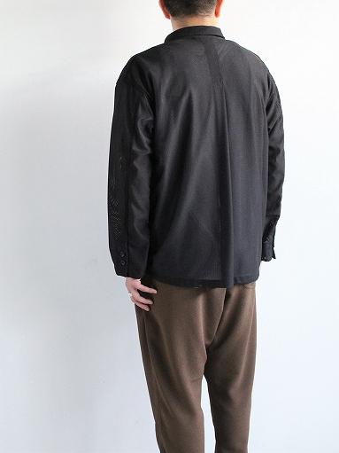RANDT Studio Jacket - Koolknit Mesh_b0139281_1802093.jpg