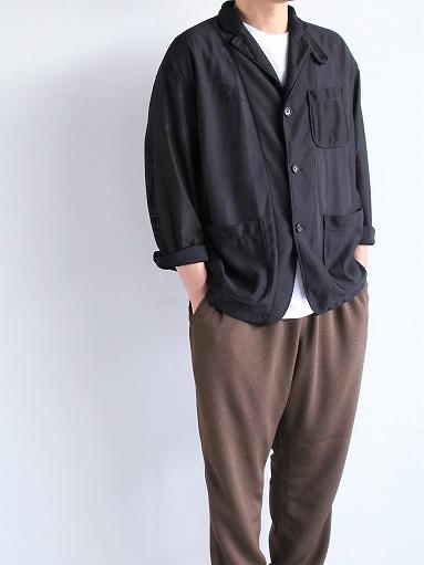 RANDT Studio Jacket - Koolknit Mesh_b0139281_181102.jpg