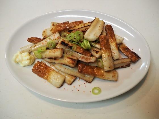 ちくわと鯖の味噌煮_a0258686_21090226.jpg