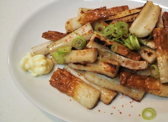 ちくわと鯖の味噌煮_a0258686_21133858.jpg
