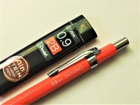 2020年4月現在一番気に入っている筆記具。_f0220714_22462784.jpg
