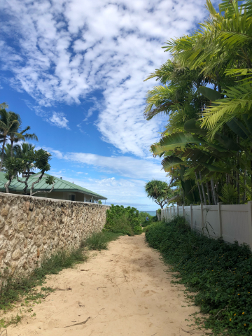 ラニカイビーチとハワイ出雲大社_c0340332_23405234.jpg