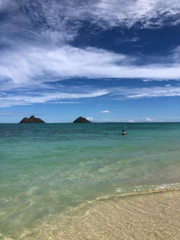 ラニカイビーチとハワイ出雲大社_c0340332_23470436.jpg
