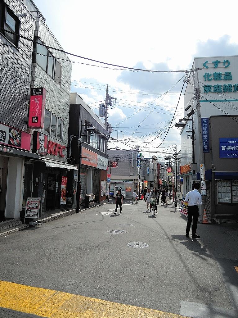 ある風景:Oguchi ▶ Myorenji@Yokohama #4_c0395834_00584510.jpg